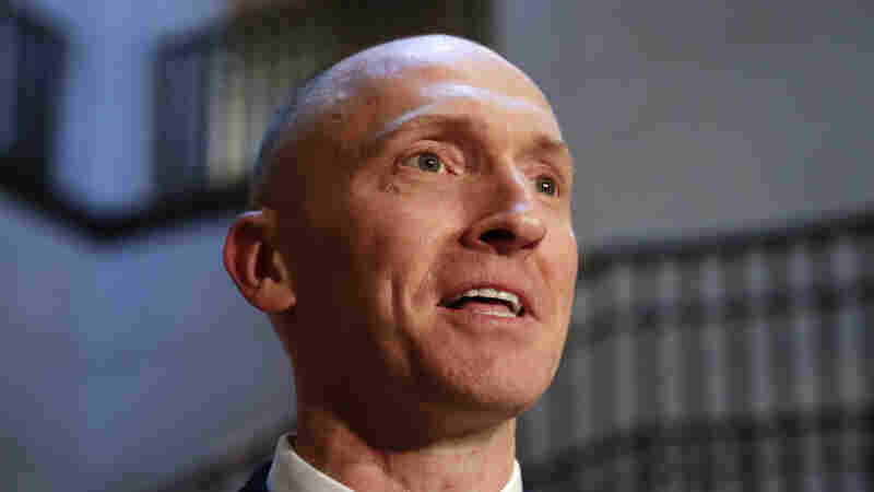 Trump Administration Releases Classified Warrants For FBI Wiretap Of Carter Page