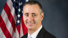 GOP Rep. Brian Fitzpatrick of Pennsylvania says his former job as an FBI agent gives him the tools to see President Trump was manipulated by Russian premiere Vladimir Putin. Seen in his official portrait, Fitzpatrick is among his party's harshest critics of Trump's relationship with Putin.
