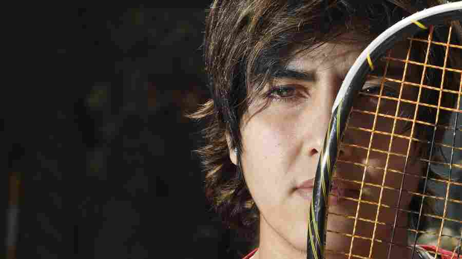 The Taliban Couldn't Quash This Pakistani Squash Champ