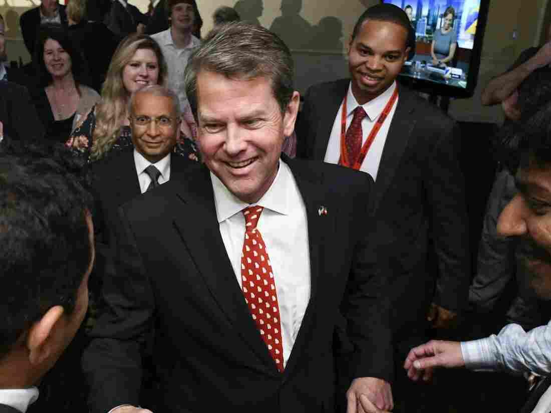 Kemp wins Georgia runoff election for Governor