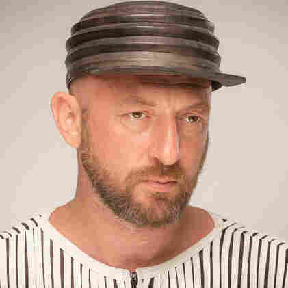DJ, producer and curator Damian Lazarus.