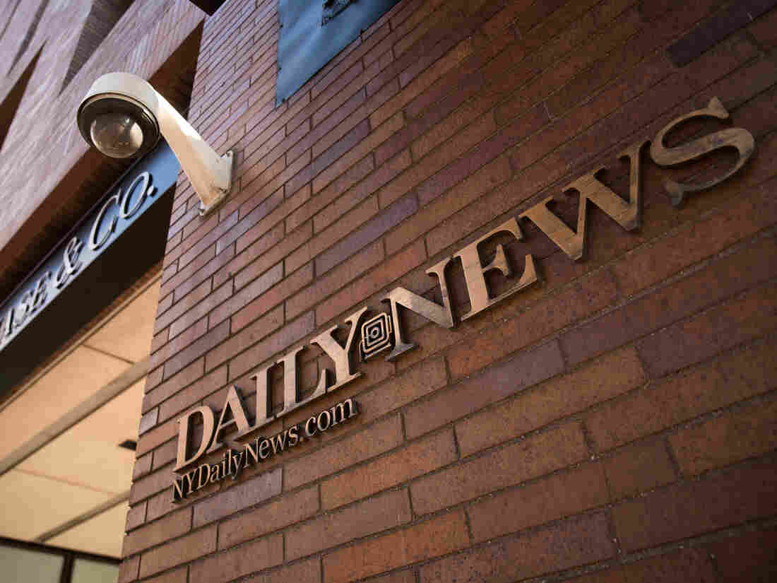 NY Daily News Lays Off Half Of Newsroom Staff