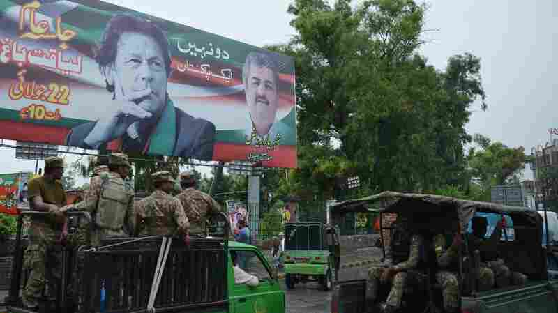 Pakistan Election Begins Amid Allegations Of Intimidation And Rigging