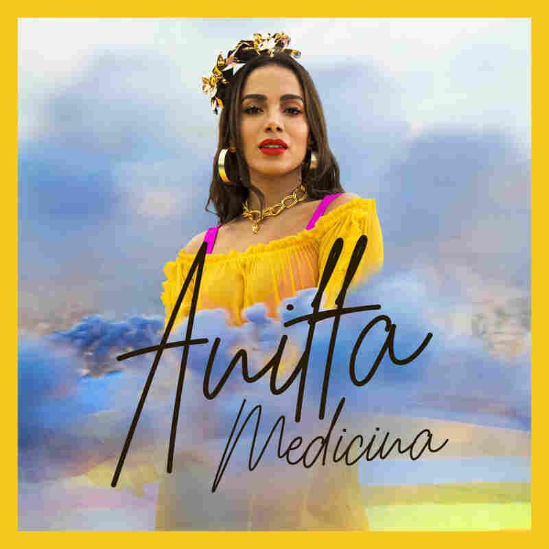 """Anitta, """"Medicina"""""""