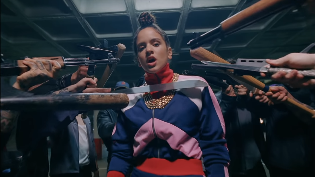 Rosalía's Lethal 'Mirá' And Anitta's 'Medicina': Our Favorite Latin Songs This Week