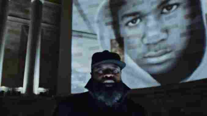 Black Thought Pays Tribute To Trayvon Martin And Calls For Change
