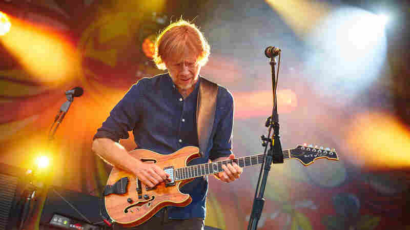 See A Full Concert By Trey Anastasio With An Unlikely Reunion