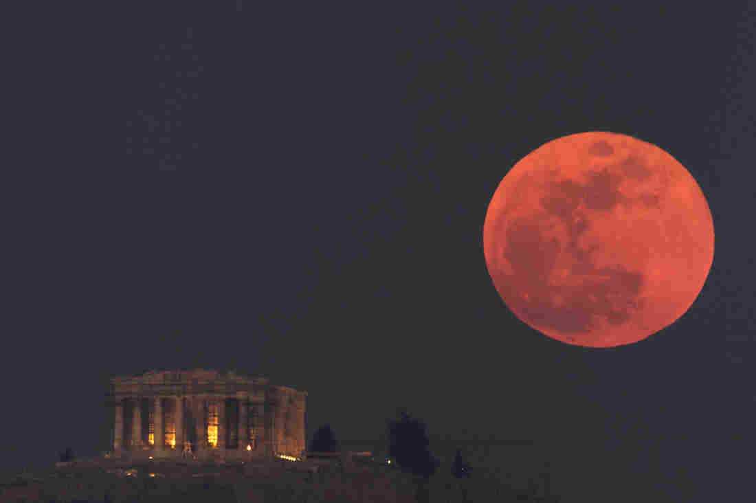 Keep an eye out for the longest lunar eclipse this July