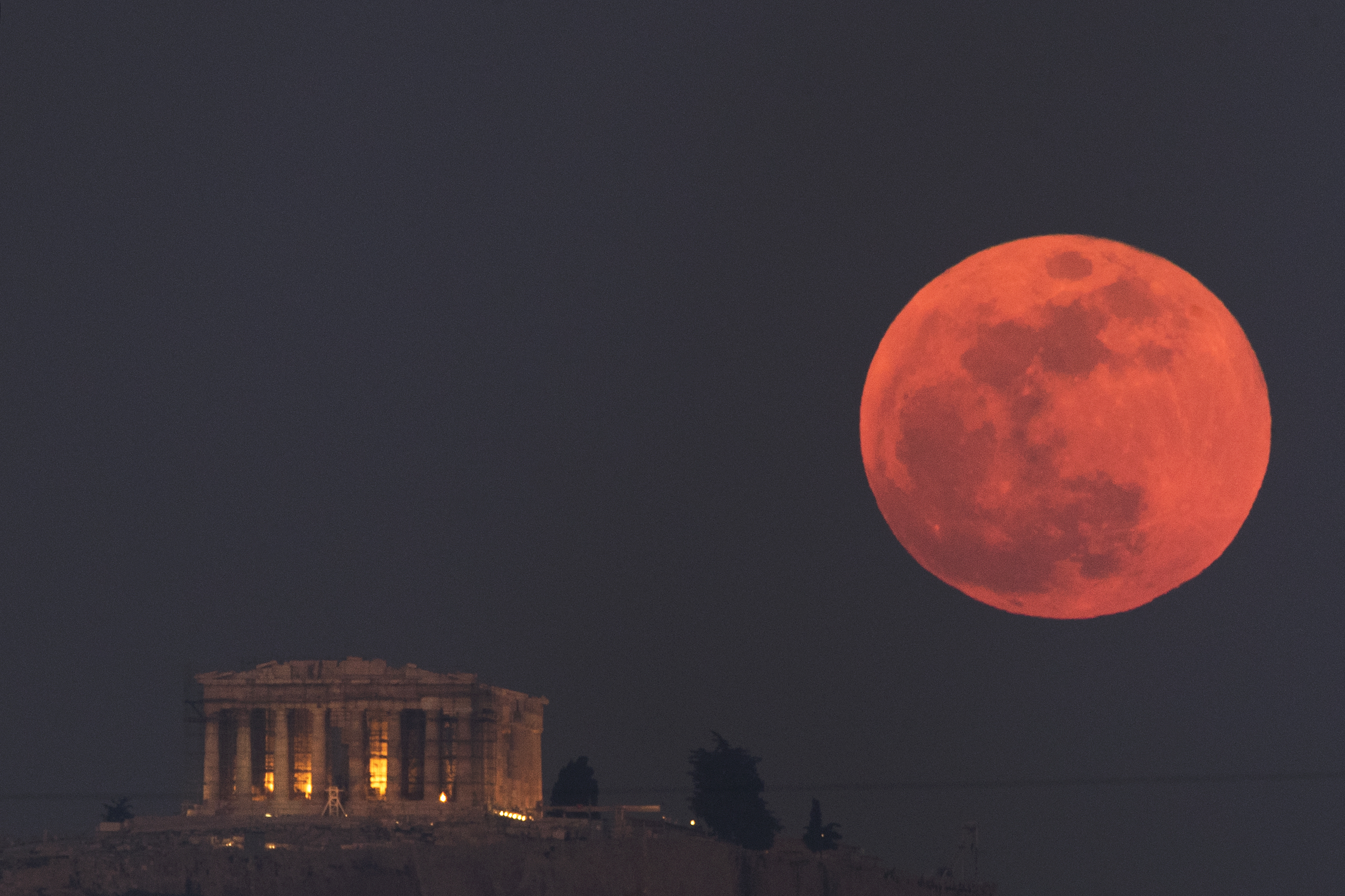 What Friday's Extra-Long Lunar Eclipse Can Tell Us About The Earth