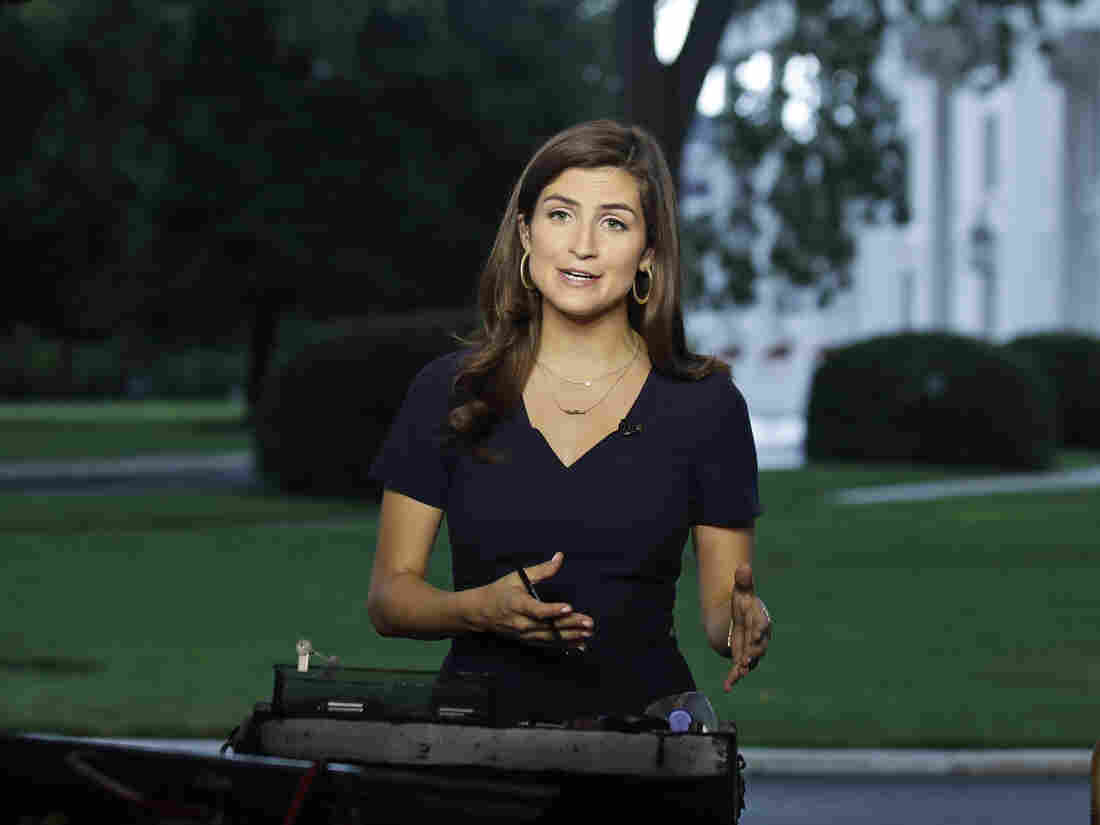 White House Bans CNN Reporter From Press Event Over 'Inappropriate,' Shouted Questions