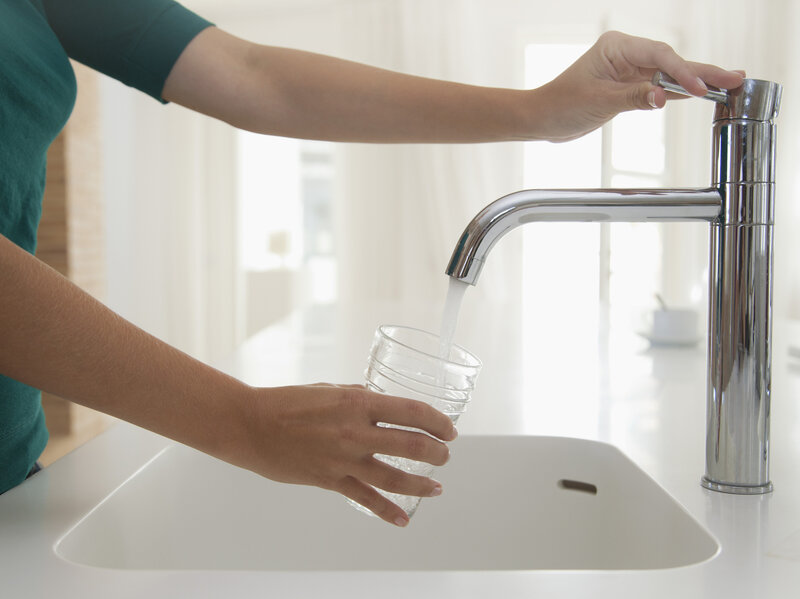 Which Water Is Best For Health? Hint: Don't Discount The Tap
