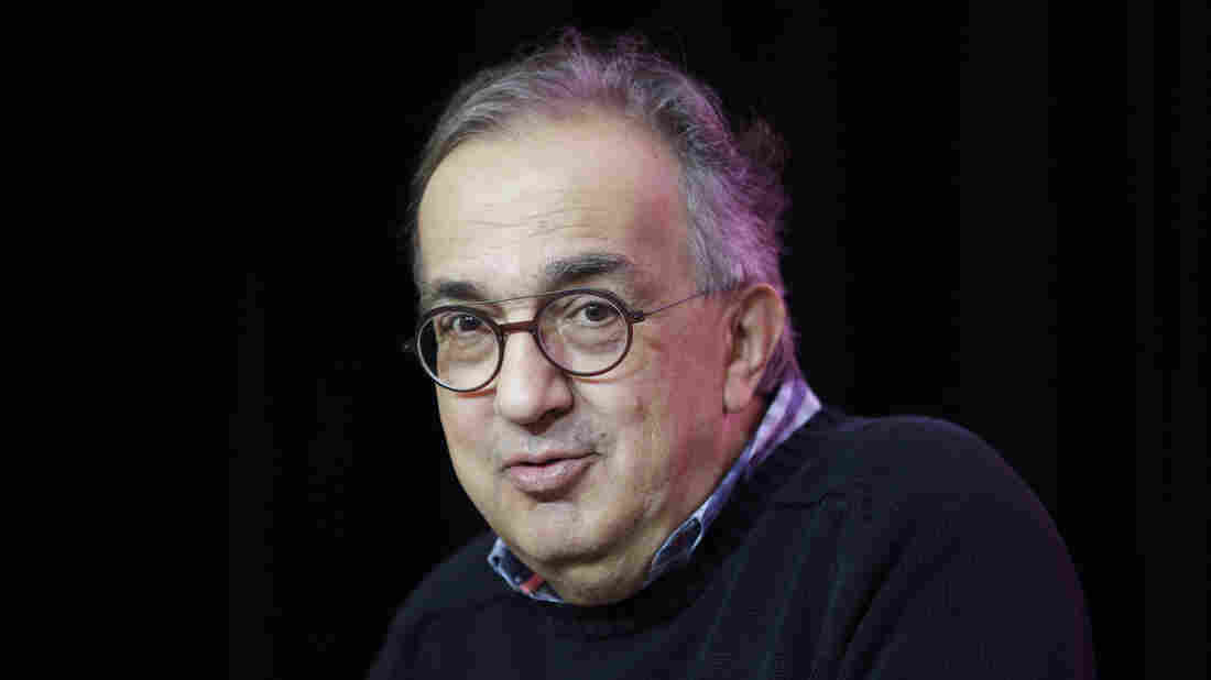 Former Fiat Chrysler CEO Marchionne dies