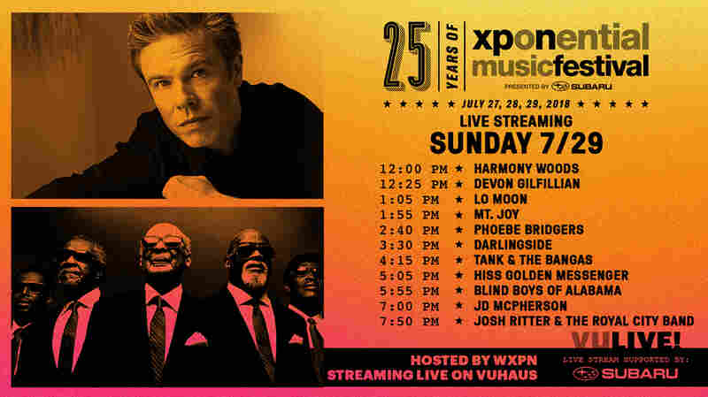 Watch Josh Ritter & The Royal City Band And Blind Boys Of Alabama Perform Live