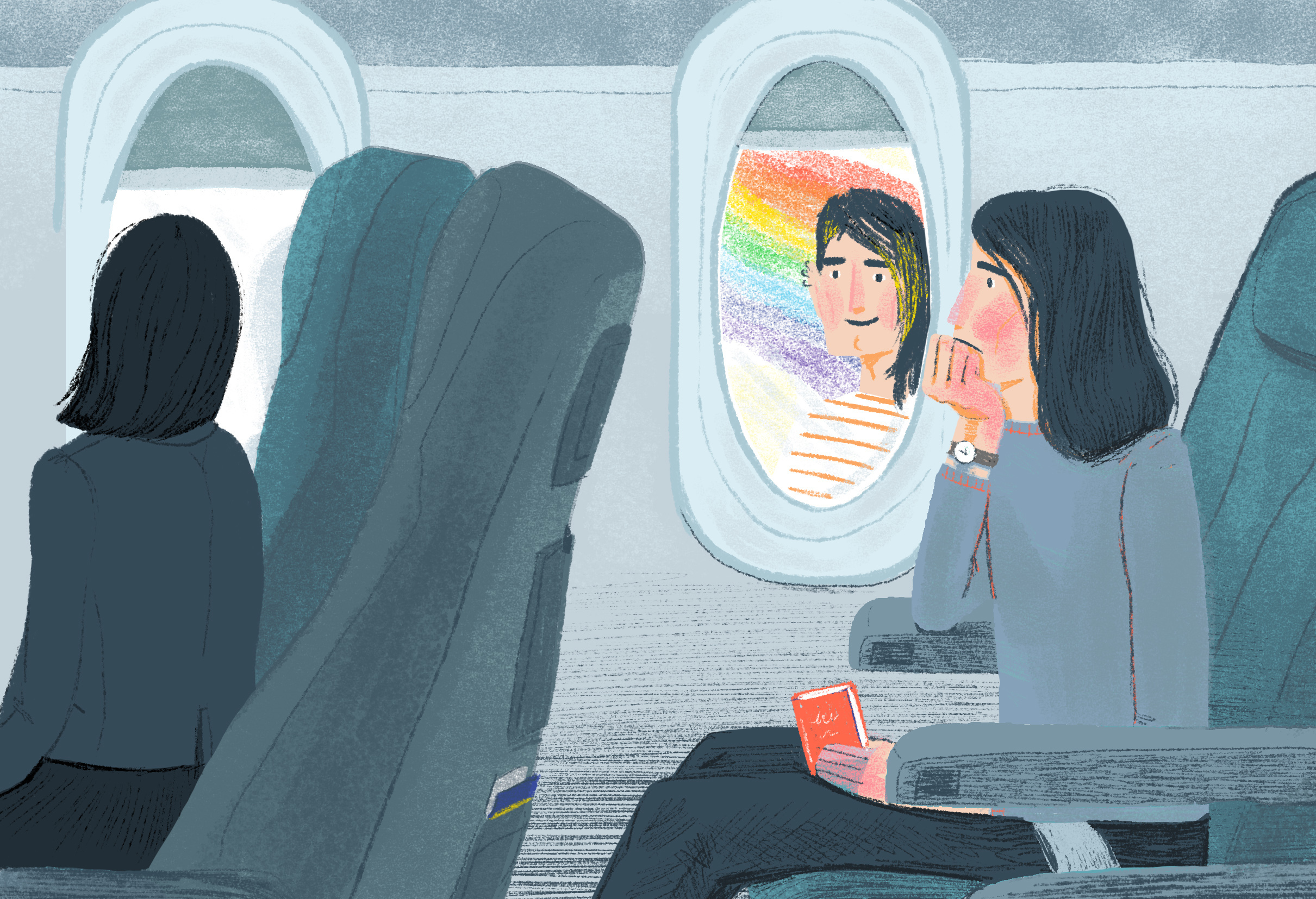 Know An LGBTQ Student Itching To Study Abroad? Here Are Some Things To Think About