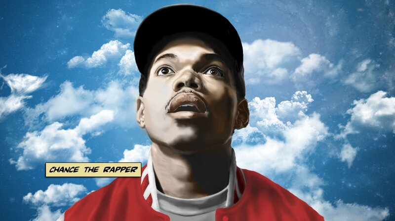The Artist Responsible For Chance The Rapper's Meme-Inspired