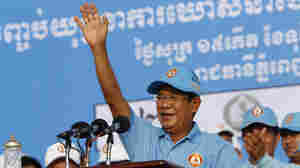 'Democracy For Cambodia Is At Stake' As Country Heads Into Elections