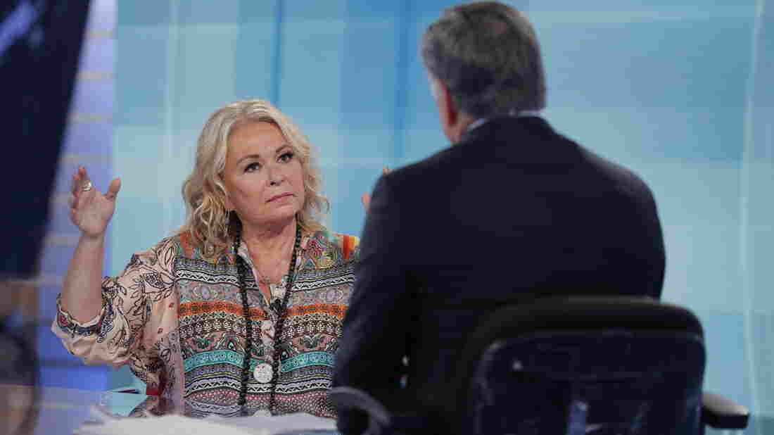 WTF Moments from Roseanne Barr's 'Hannity' interview