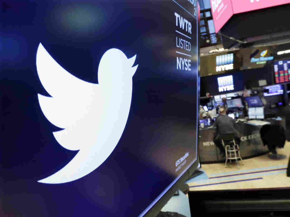 Twitter shares plunge as monthly active users decline