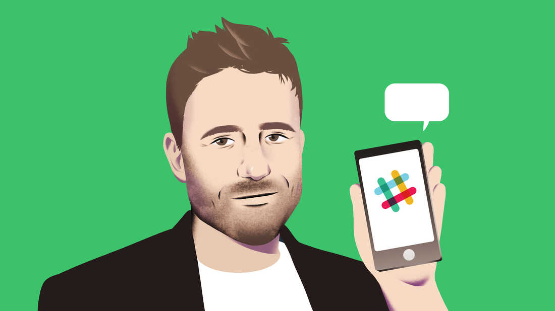 Stewart Butterfield turned a failing idea for an online game into the massively successful team messaging software, Slack.