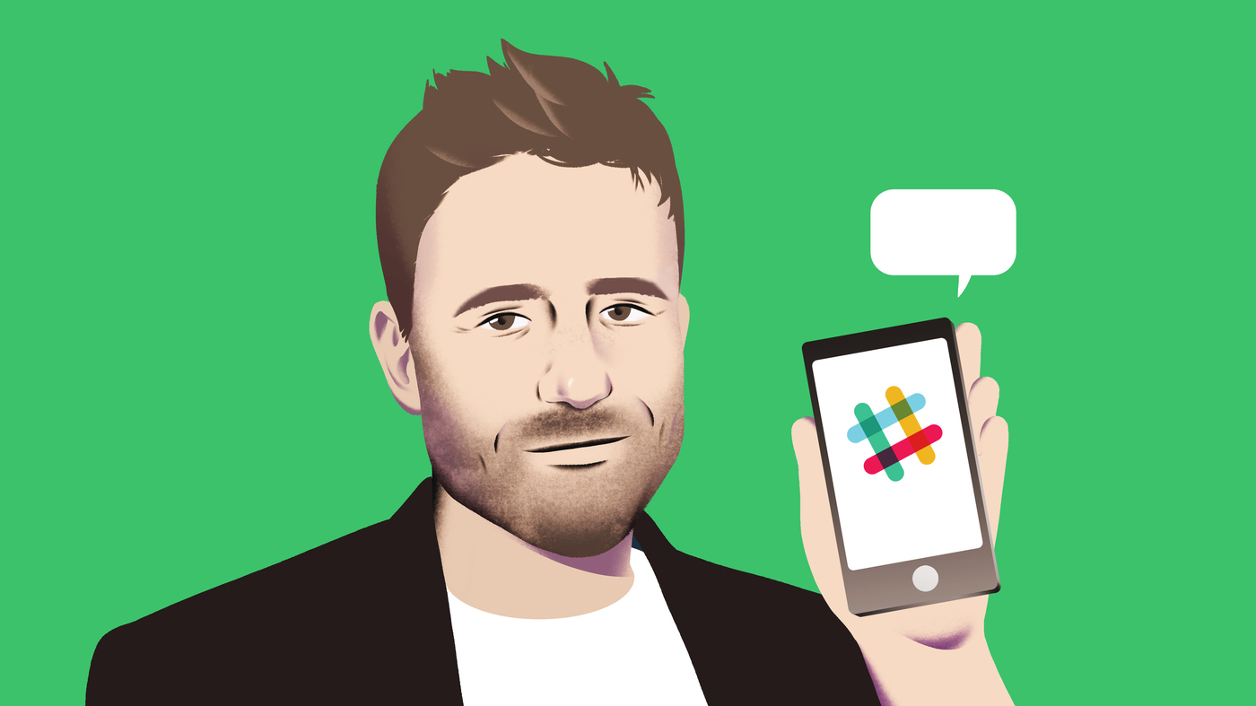 Slack & Flickr: Stewart Butterfield