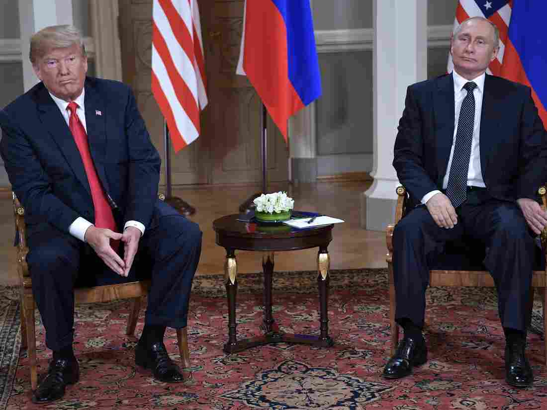 Trump and Putin make plans for round two