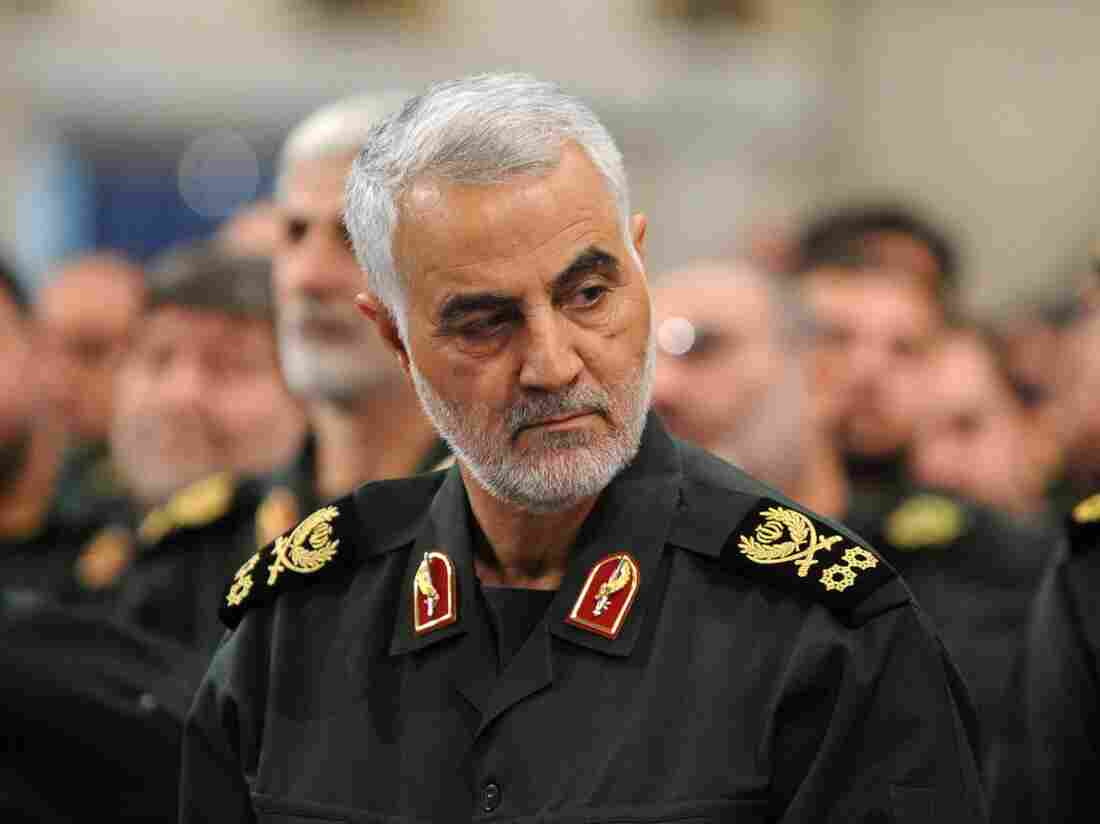 Iranian general warns Trump war will 'destroy all you possess'