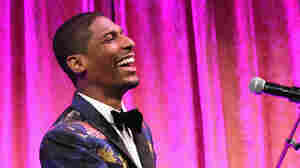 Not My Job: 'Stay Human' Bandleader Jon Batiste Gets Quizzed On Robots