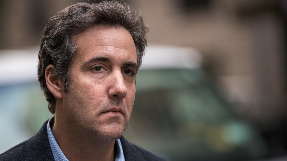 Michael Cohen, former personal attorney for President Trump, has no paperwork, audio recordings or other hard evidence to back up his story that the then-candidate approved the 2016 Trump Tower meeting, CNN also reported. (Drew Angerer/Getty Images)