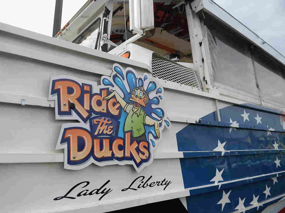 Children sue over parents' death in duck boat sinking