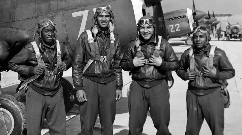 Pentagon Identifies Remains Of Missing Tuskegee Airman : NPR