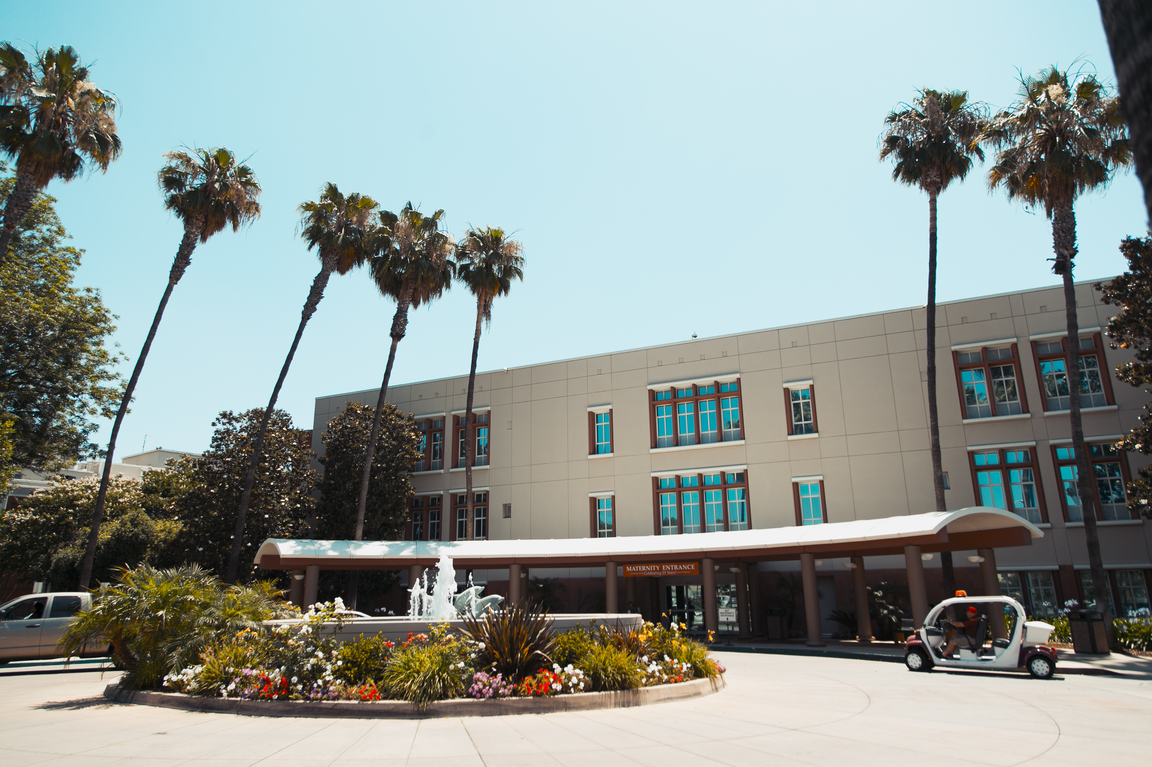Pomona Valley Hospital Medical Center, a member of the California Maternal Quality Care Collaborative, is one of the state's largest birthing centers, delivering over 7,000 babies a year.