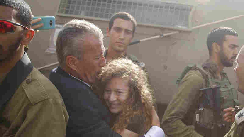 Palestinian Teen Protest Icon Released From Israeli Prison