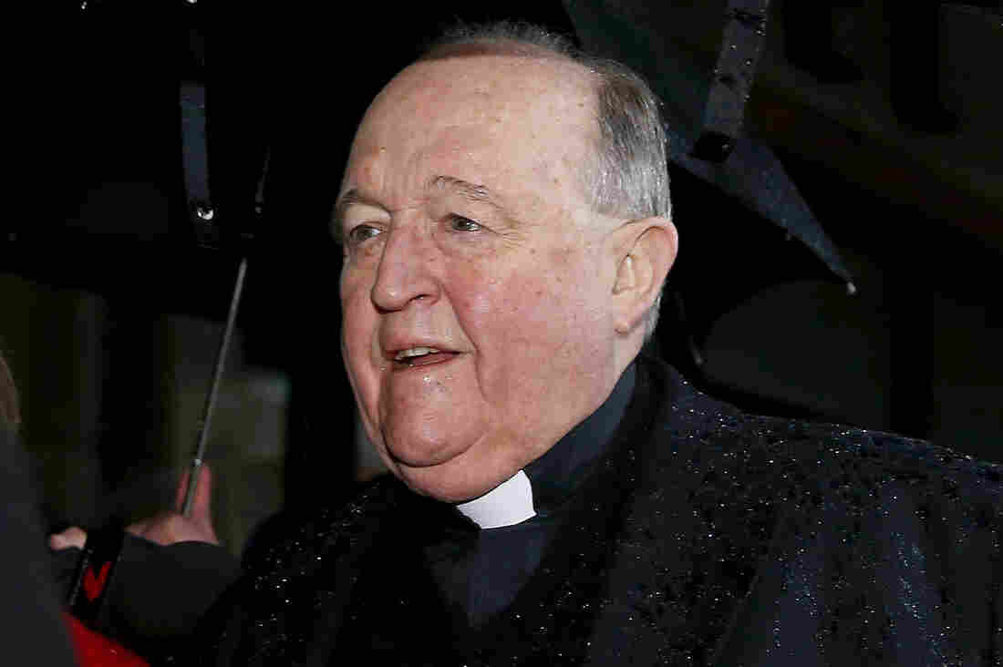 Australian church abuse victims welcome archbishop's resignation