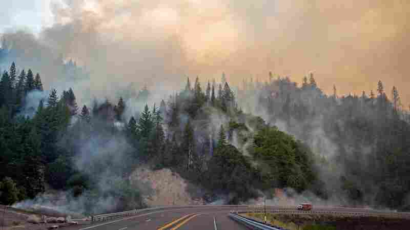 6 Dead As Carr Fire In Northern California Continues To Burn