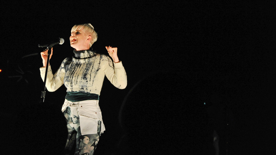 Robyn performs at Radio City Music Hall in New York City on February 5, 2011. (Mike Coppola/Getty Images)