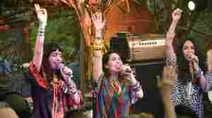 Watch A-WA Perform 'Galbi Haway' Live At Pickathon
