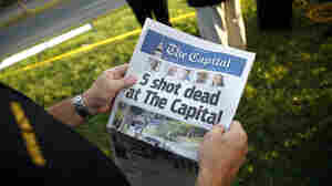 Capital Gazette Shooting Suspect Pleads Not Guilty To Murder Charges