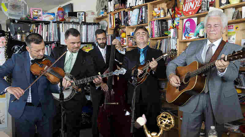 The Del McCoury Band: Tiny Desk Concert