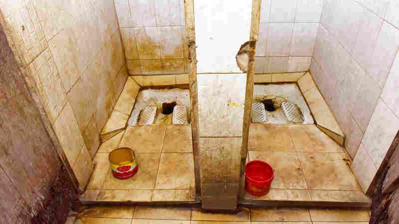 'Uber For Poop' Aims To Break Up Senegal's Toilet Cartel