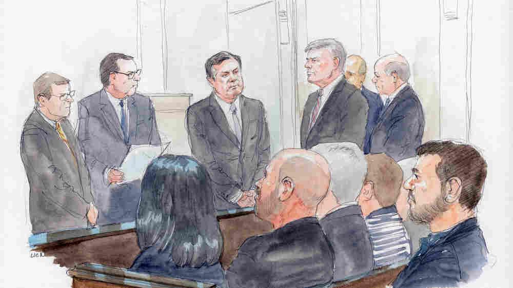 Manafort Trial Begins, Ushering In New Phase In Mueller Probe