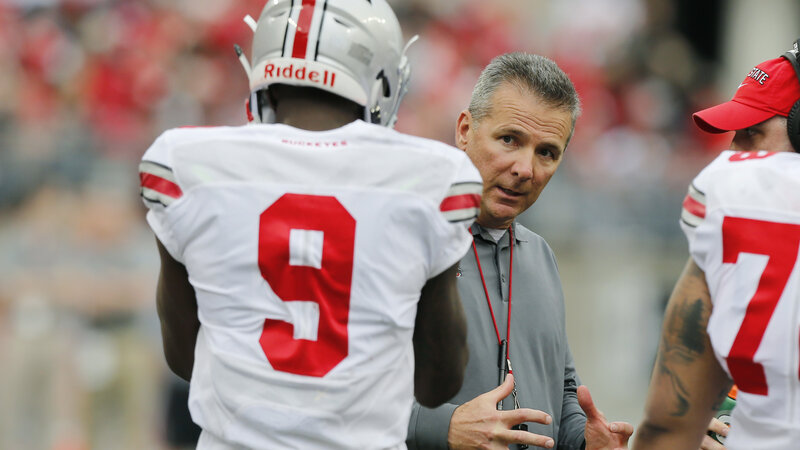 Ohio State Suspends Football Coach Amid Allegations He Ignored Abuse