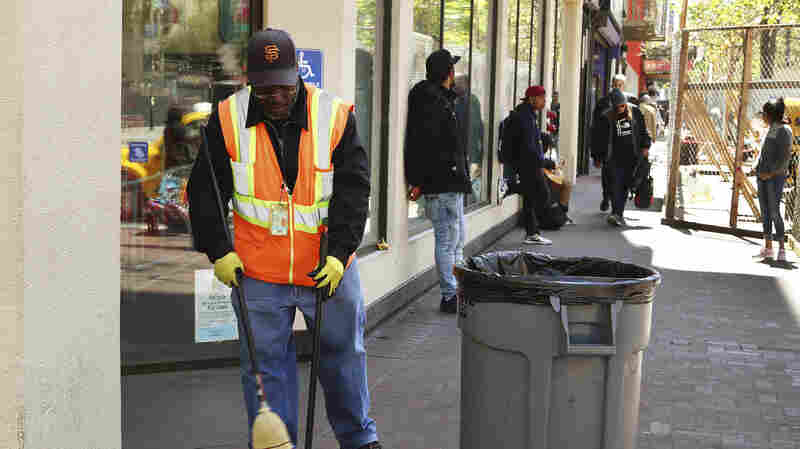 San Francisco Squalor: City Streets Strewn With Trash, Needles And Human Feces