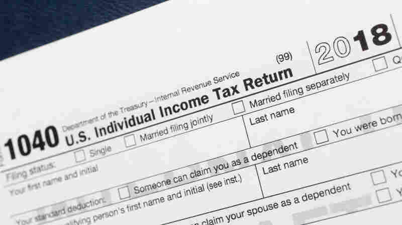 More Taxpayers Will Owe The IRS In April Because Of Underwithholding, Report Says