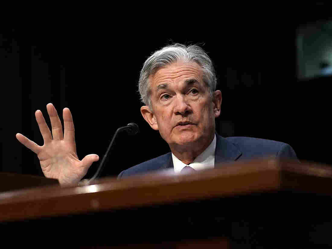Fed announces rate hike decision