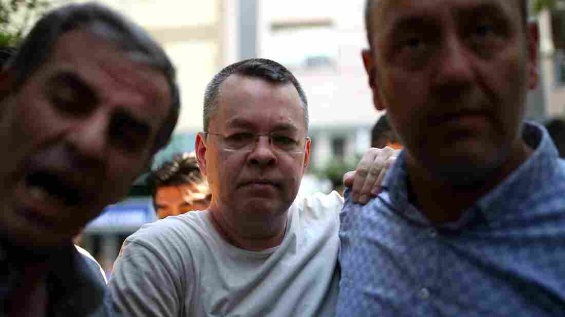 Turkey threatens to retaliate against any United States sanctions over detained pastor
