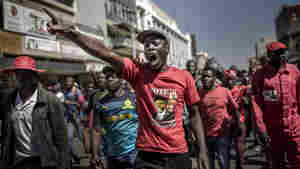Zimbabwe's Days-Long Wait For Election Results Turns Elation Into Upheaval