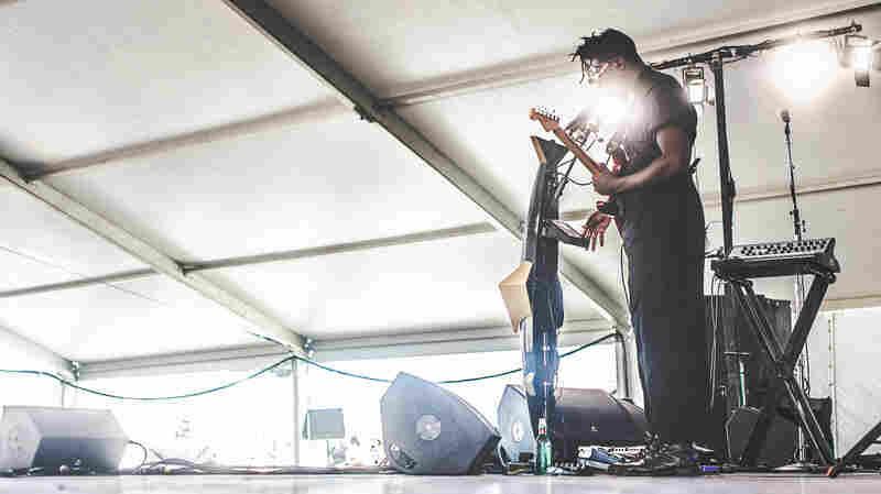 Moses Sumney, Live In Concert: Newport Folk 2018