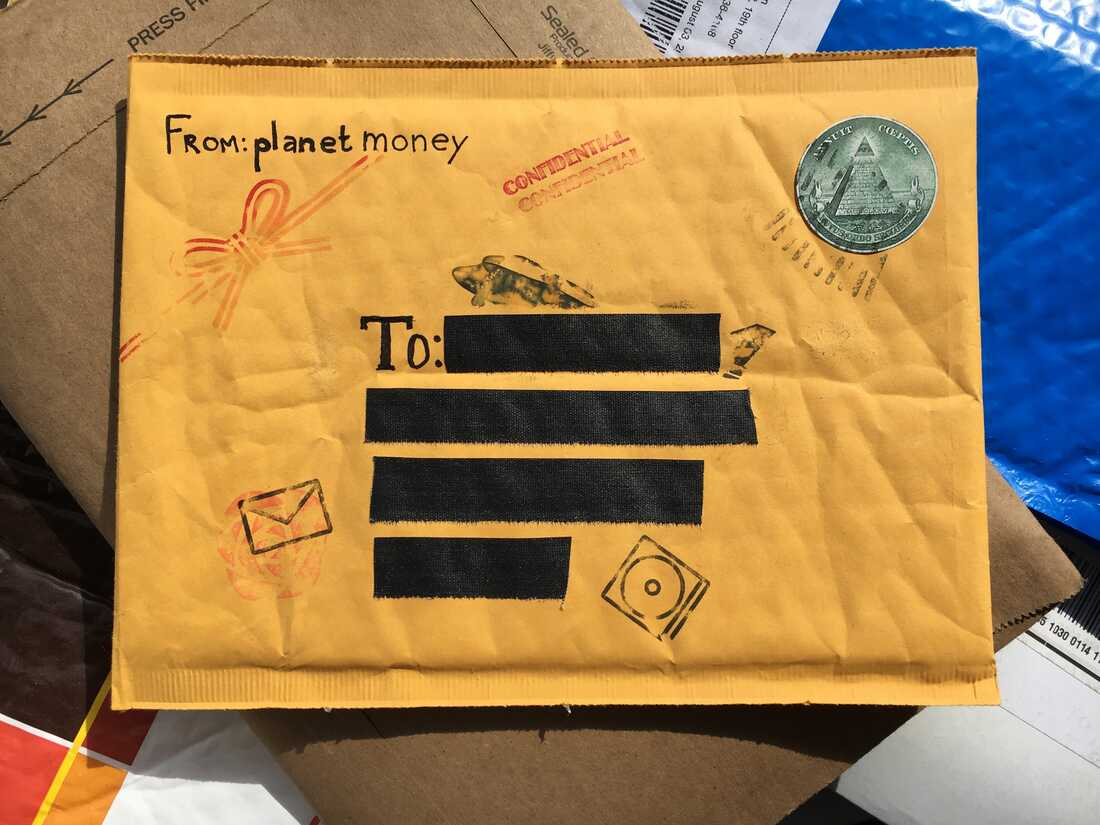 Planet Money package
