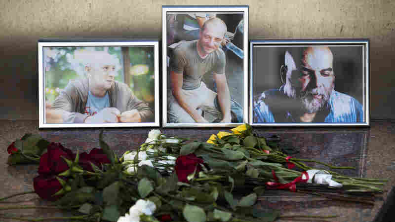 3 Russian Journalists Killed While Probing Reports Of Mercenaries In Africa