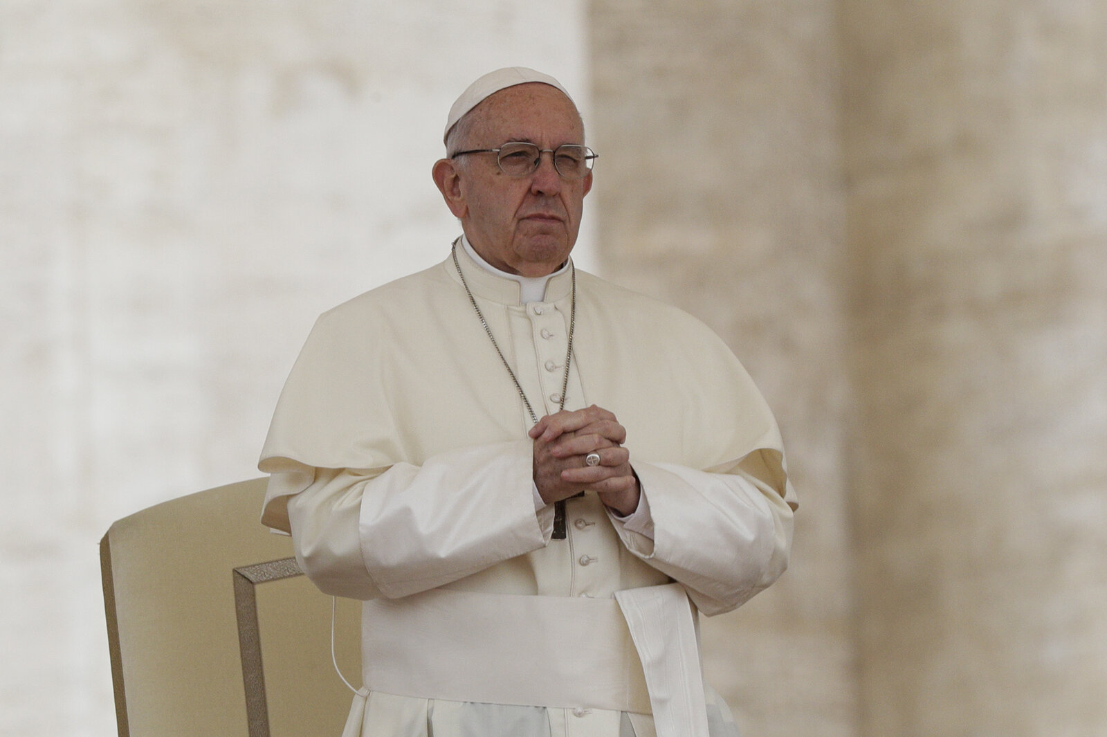 Another Bad Move By the Catholic Church; Pope approves church policy change saying death penalty is always wrong